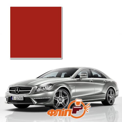 Feuerrot 534 – краска для автомобилей Mercedes фото