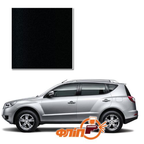 Black BJ031 – краска для автомобилей Geely фото