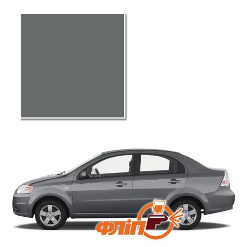 Pewter Grey GCV – краска для автомобилей Chevrolet фото