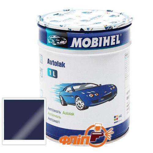 Mobihel 440 Атлантик, 1л – автоэмаль алкидная фото