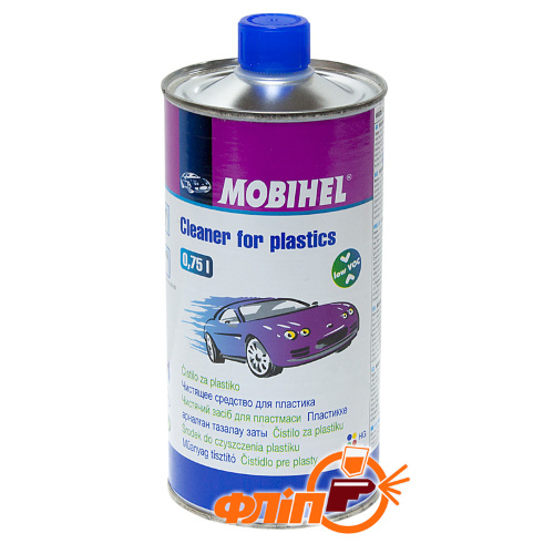 Mobihel чистящее средство для пластика 0,75 фото