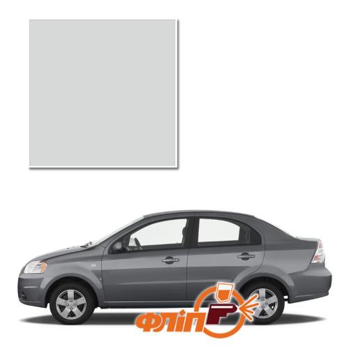 Olympic White GAZ – краска для автомобилей Chevrolet фото