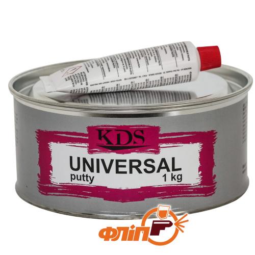 KDS Universal Шпатлевка универсальная 1кг фото