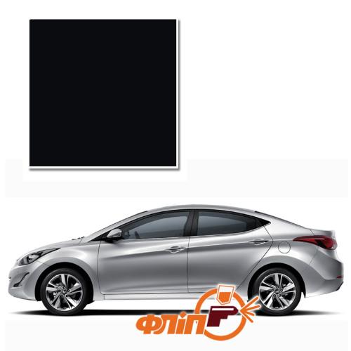 Space Black NBA – краска для автомобилей Hyundai фото