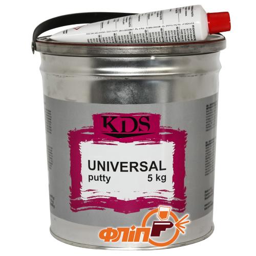 KDS Universal Шпатлевка универсальная 5кг фото