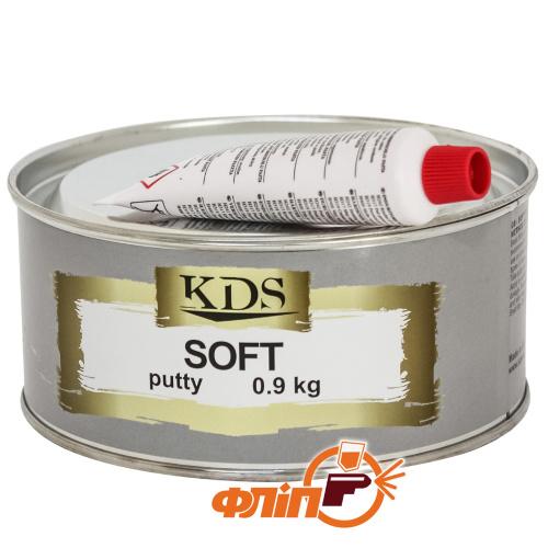 KDS SOFT Шпатлевка универсальная мягкая 0.9кг фото