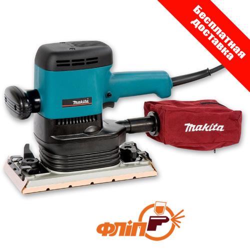 Makita 9046 Вибрационная шлифовальная машина фото