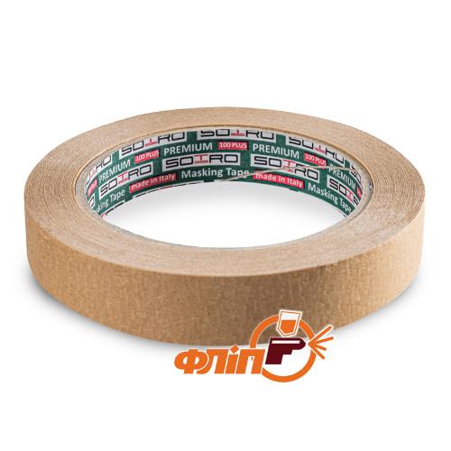 SOTRO Малярная лента Premium (коричневая) 18мм фото