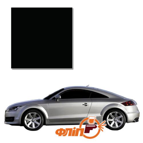 Brillantschwarz LY9B – краска для автомобилей Audi фото