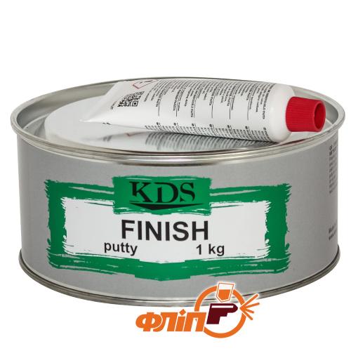 KDS FINISH Шпатлевка финишная 1кг фото