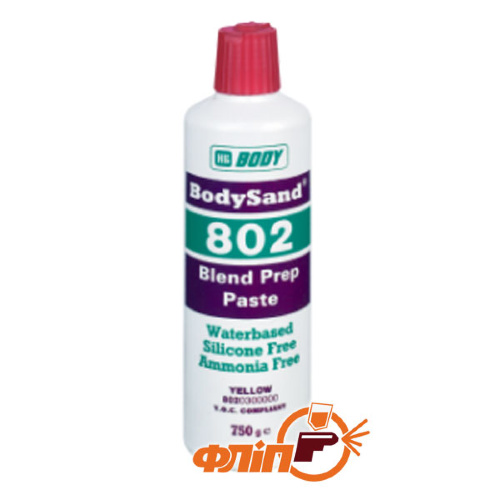 Body 802 SAND матирующая паста 0,75кг фото