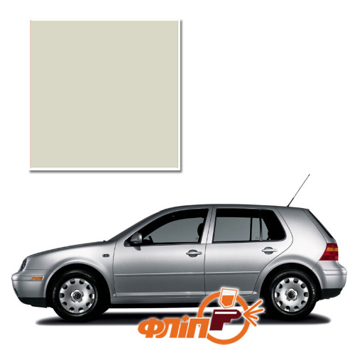 Alpinweiss L90E – краска для автомобилей Volkswagen фото