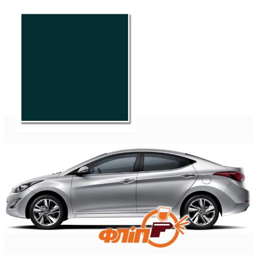 Green KJ – краска для автомобилей Hyundai фото