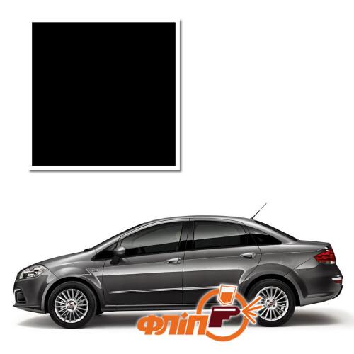 Nero Carbonio 876/B – краска для автомобилей Fiat фото
