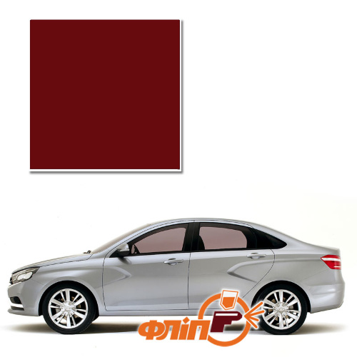 Kirschrot 127 – краска для автомобилей Lada фото