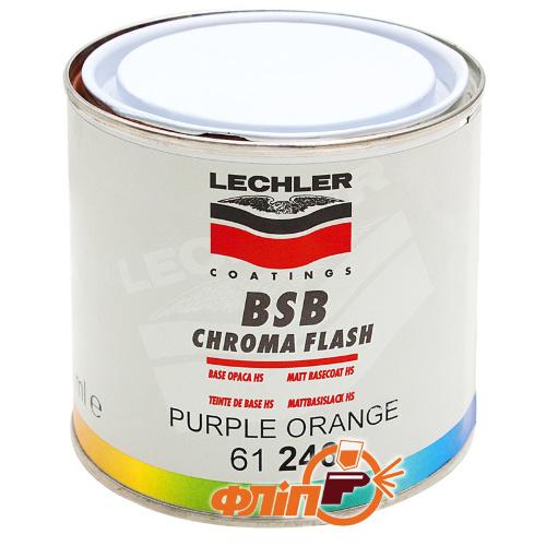 61273 LECHLER Chroma Flash Turquoise Purple 0,5л, краска хамелеон фото