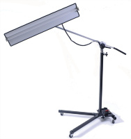 "L-TS-1 Lightweight Ts-1 Light Stand With 120-Volt Ac 36"" Fixture"