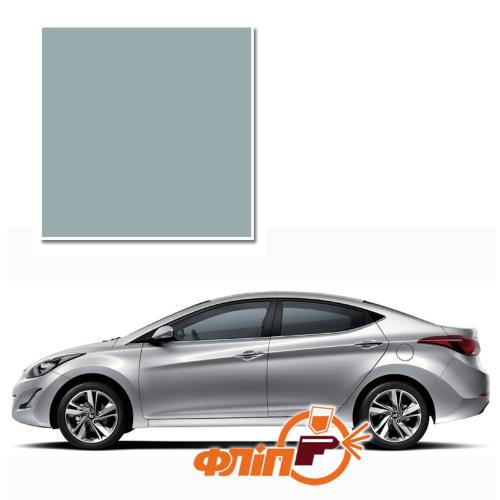 Aqua Silver BU – краска для автомобилей Hyundai фото