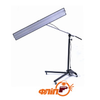 "L-TS-12V-48 Lightweight Reverse Curvature 12-Volt Light Stand With 48"" Fixture"