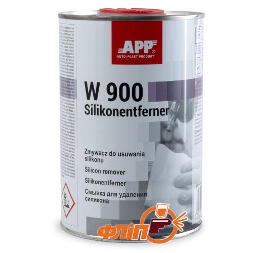 APP W900 обезжириватель (антисиликон) 1л фото