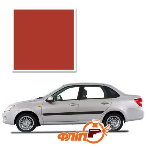 Kalina red 104 (Калина 104)  - краска для автомобилей ВАЗ фото
