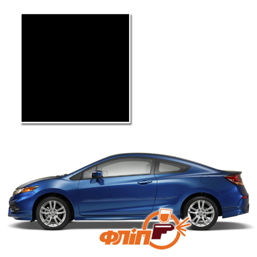 Nighthawk Black B92P – краска для автомобилей Honda фото