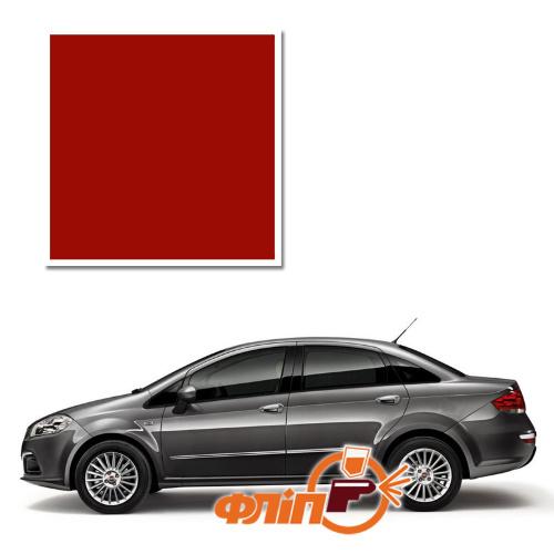 Exotica Red (Rosso Passionale, Rosso Passione, Rosso Velocita) 176/A – краска для автомобилей Fiat фото