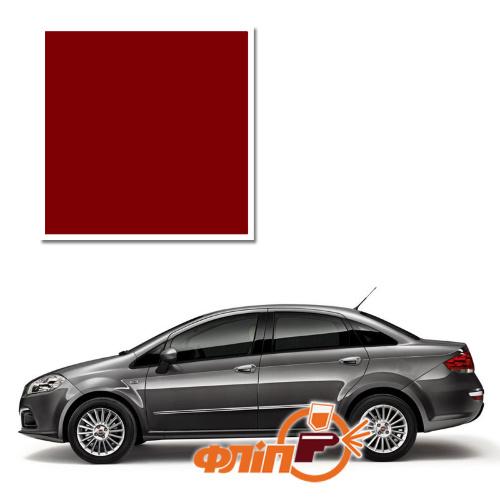 Rosso Sfrontato (Rosso Passione, Rosso Officina, Solid Red) 111/A – краска для автомобилей Fiat фото