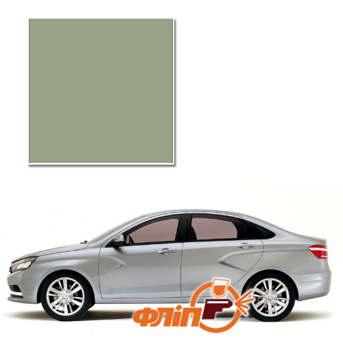 Columbia Green 322 – краска для автомобилей Lada фото