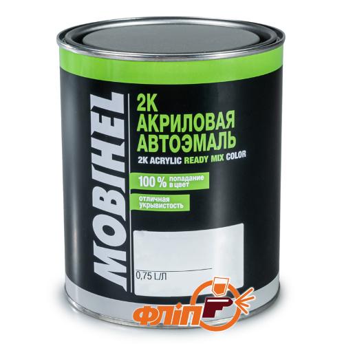 Mobihel 235 Бежевая – автоэмаль акриловая, 0.75 л фото