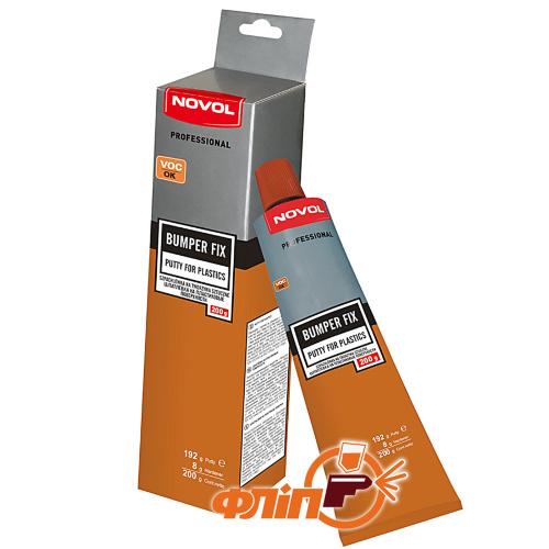 Novol Шпатлёвка для пластика BUMPER FIX 0,20 кг фото