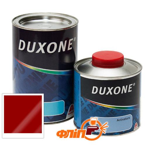 Duxone DX-1015 Красный цвет, 800мл - автоэмаль акриловая фото