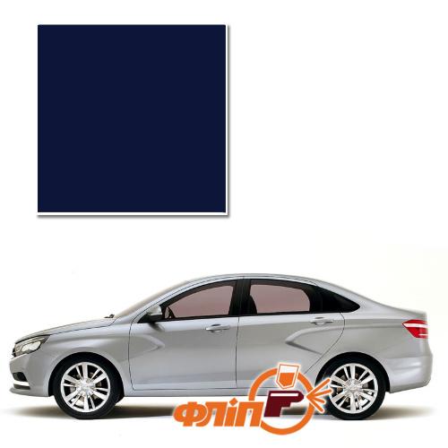 Rhapsody Dunkelblau 448 – краска для автомобилей Lada фото