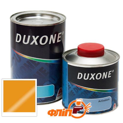 Duxone DX-1035 Желтая, 800мл - автоэмаль акриловая фото