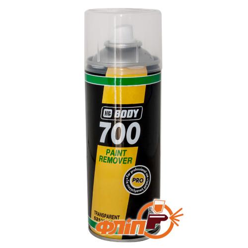 Body 700 удалитель краски в аэрозоле фото