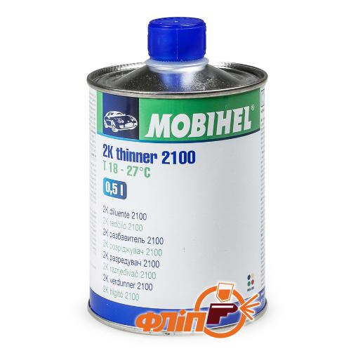 Mobihel 2100 Акриловый растворитель для 2K материалов, 0.5л фото