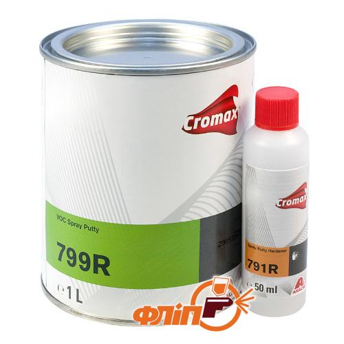 Axalta (Dupont) Шпатлевка 2K 799R жидкая распыляемая 1л фото