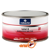 Roberlo Total 8 Multifunctional Light Putty, 1л