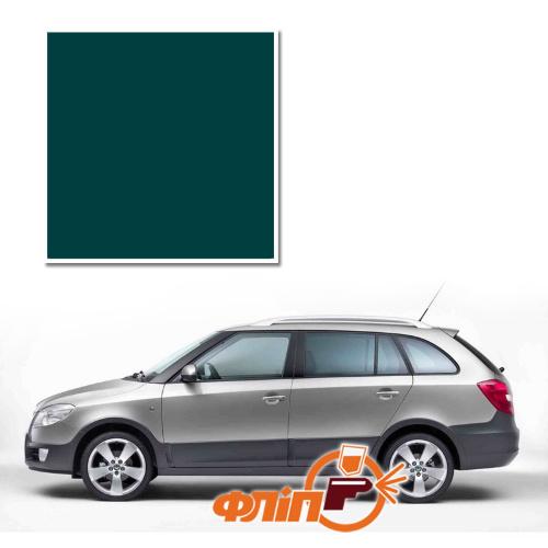Smaragd Green 9595 – краска для автомобилей Skoda фото