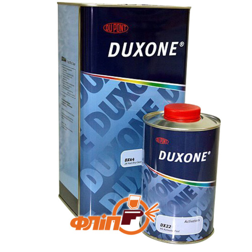 Duxone DX-44 2K быстросохнущий лак 4л фото