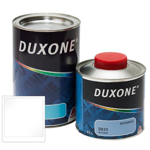Duxone 202 белая, 800мл - автоэмаль акриловая фото