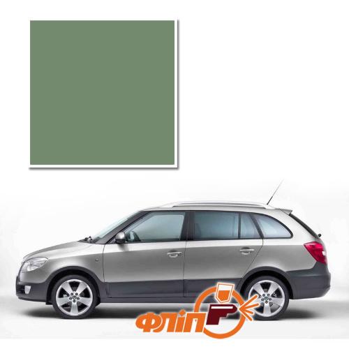 Agave Gruen 9596 – краска для автомобилей Skoda фото