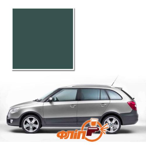 Highland Gruen 9572 – краска для автомобилей Skoda фото