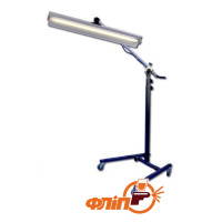 "TS-1 Reverse Curvature Light Stand With 120-Volt Ac, 36"" Fixture"