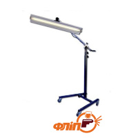 "TS-12V Reverse Curvature 12-Volt Light Stand With 36"" Fixture"