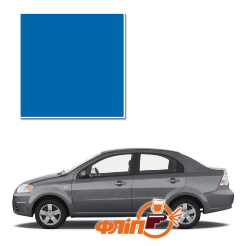 Boracay Blue GQM– краска для автомобилей Chevrolet фото