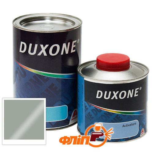 Duxone 671 серая, 800мл – автоэмаль акриловая фото