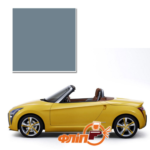 Titanium Grey S33 – краска для автомобилей Daihatsu фото
