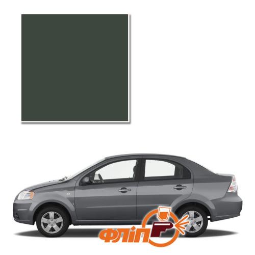 Oak Green 91U - краска для автомобилей Chevrolet фото