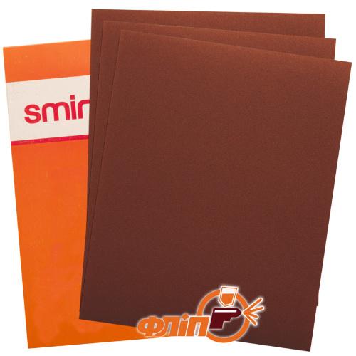 Smirdex 275 P120 - бумага абразивная водостойкая фото
